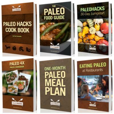 PaleoHacks-6-Cookbooks